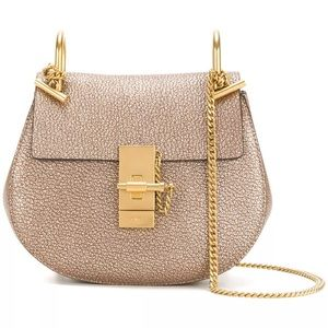 Chloe mini drew brand new with all tags + Dustbag